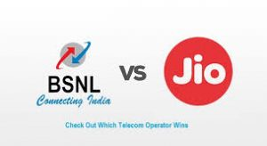 BSNL & JIO